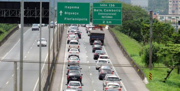 Ligação Florianópolis-Curitiba é a segunda melhor do País