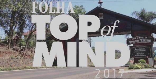Comper e Tirol são destacadas no Top of Mind Nacional