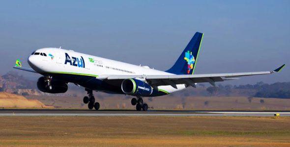 Azul inicia voos entre Navegantes e Buenos Aires