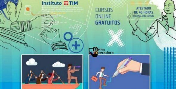TIM Tec lança cursos online e gratuitos de empreendedorismo