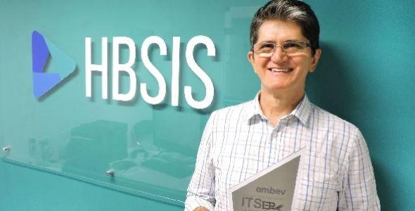 Ambev elege HBSIS a melhor fornecedora de TI da companhia em 2017