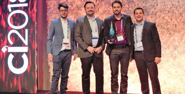 Unicesumar conquista prêmio internacional de Visão e Inovação