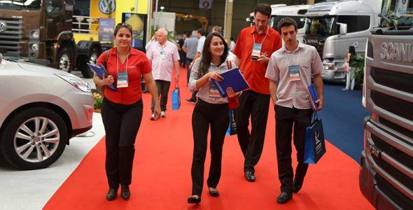 Joinville sedia 2ª maior feira de logística e transporte multimodal do Brasil