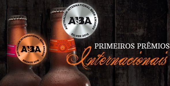 Cervejaria Antídoto recebe duas  primeiras medalhas internacionais