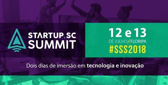 Startups se reúnem para evento de tecnologia em Florianópolis