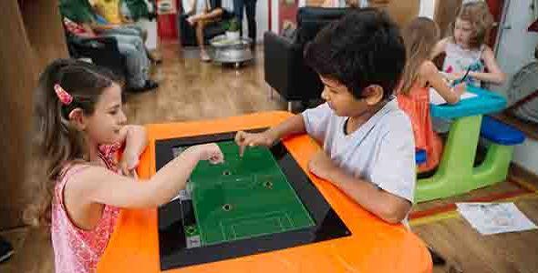 Startup blumenauense lança versão virtual do Futebol de Tampinhas