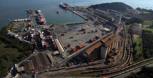 Potencial de portos catarinenses será mostrado na Logistique