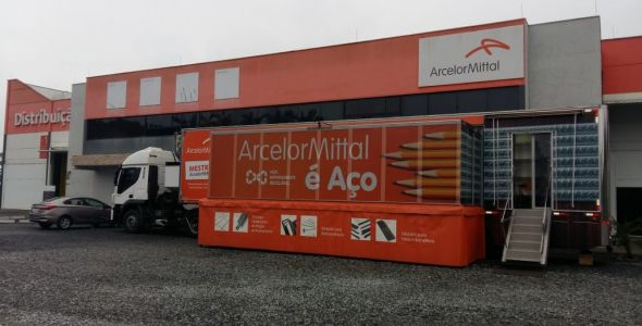 Joinville recebe Programa Mestre ArcelorMittal