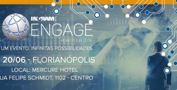 Engage Ingram Micro 2018 estimula novos negócios em Florianópolis