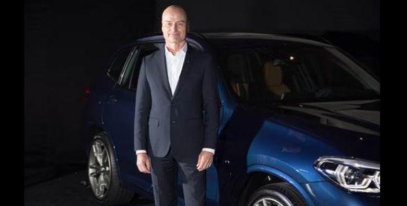 Mathias Hofmann assume direção geral da fábrica do BMW Group em Araquari