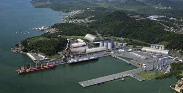 Investimentos em infraestrutura marcam os 63 anos do Porto de São Francisco do Sul