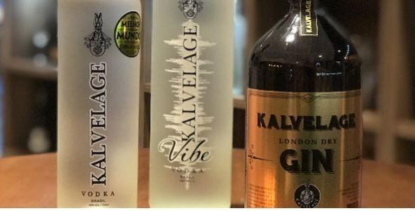 Destilaria Kalvelage lança London Dry Gin