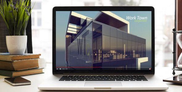 Veja vídeo com todos os diferenciais do WORK TOWN CORPORATE