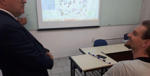 Alunos da Udesc Ibirama irão disputar competição mundial de softwares