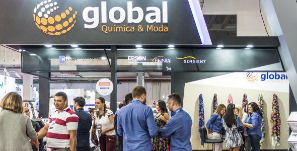 Global Química & Moda confirma presença no Inspiramais