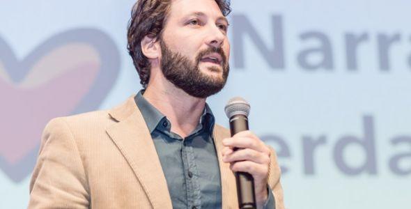 Mentor da Narrative palestra em Convenção Nacional de Canais da WK Sistemas