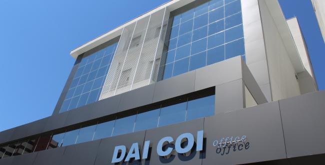 DAI COI Office: salas comerciais na região central de Blumenau
