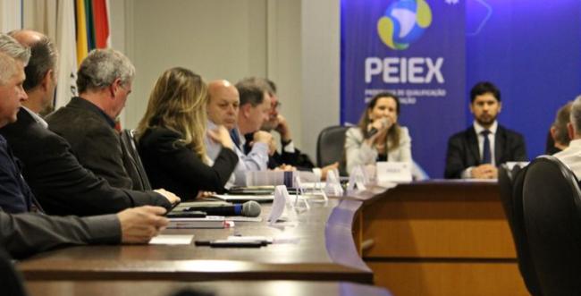 Rodada de Negócios do Peiex reúne mais de 60 empresas em Balneário Camboriú