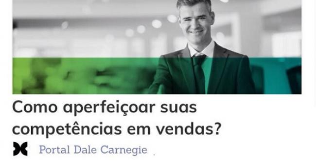 Dale Carnegie promove workshop sobre vendas em Blumenau