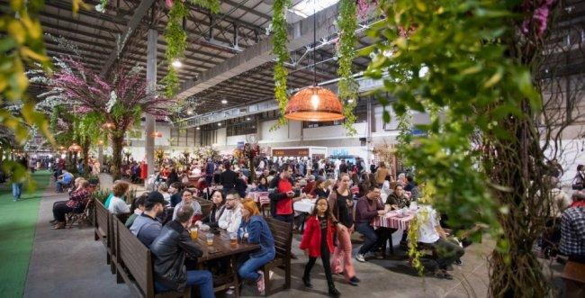 Em Blumenau, edição do Sabores de SC reúne mais de 8 mil visitantes