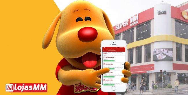 Varejista MM lança aplicativo e transforma todas as lojas em minicentros de distribuição