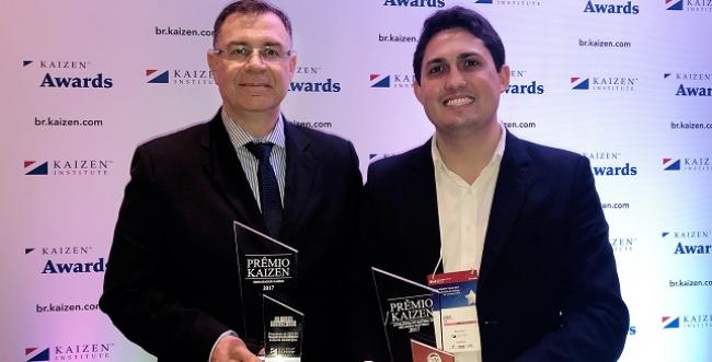 Sistema de manufatura da ZEN é reconhecido pelo Prêmio Kaizen Lean