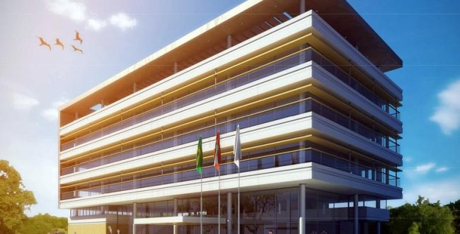 Com aditivo, obras do Centro de Inovação de Blumenau devem ser concluídas este ano