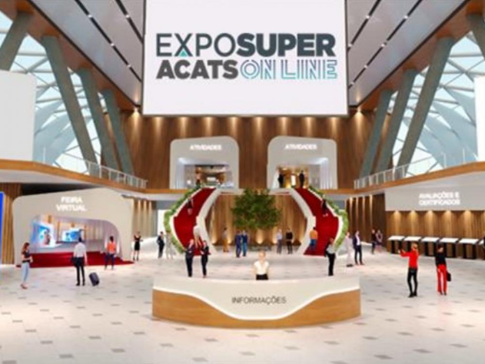 Acats confirma grandes nomes da indústria para a Exposuper Acats On-Line