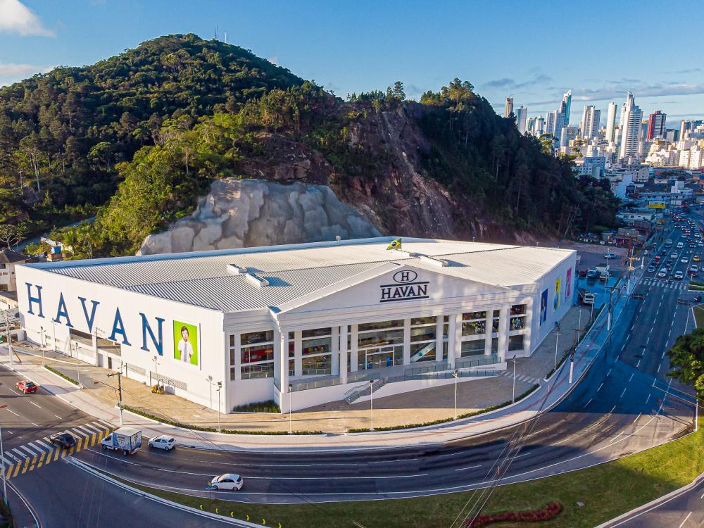 Havan é destaque na América Latina em uso de tecnologia para controle de estoque