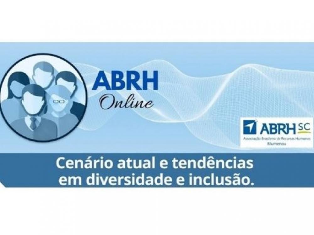 ABRH Blumenau promove evento para debater as tendências em diversidade e inclusão
