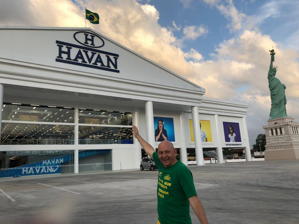 Havan cresce 1.200% no digital durante a Black Friday