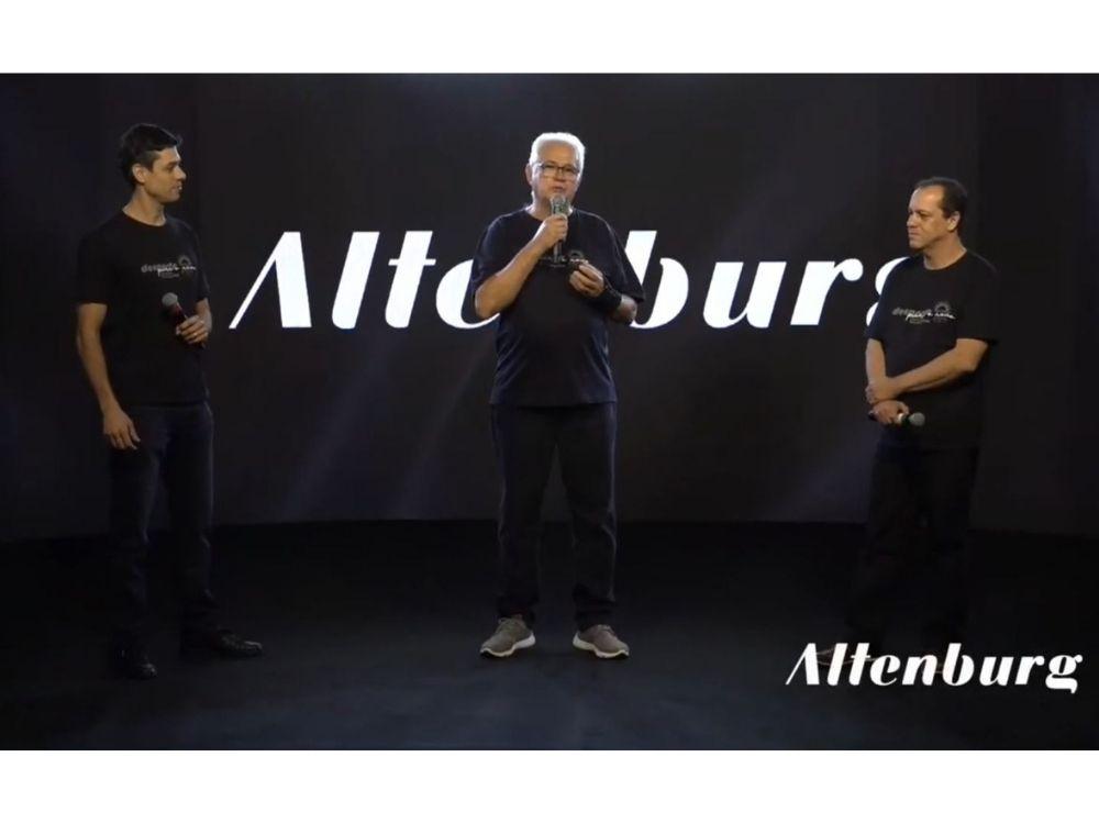 Altenburg renova sua marca rumo ao centenário da empresa