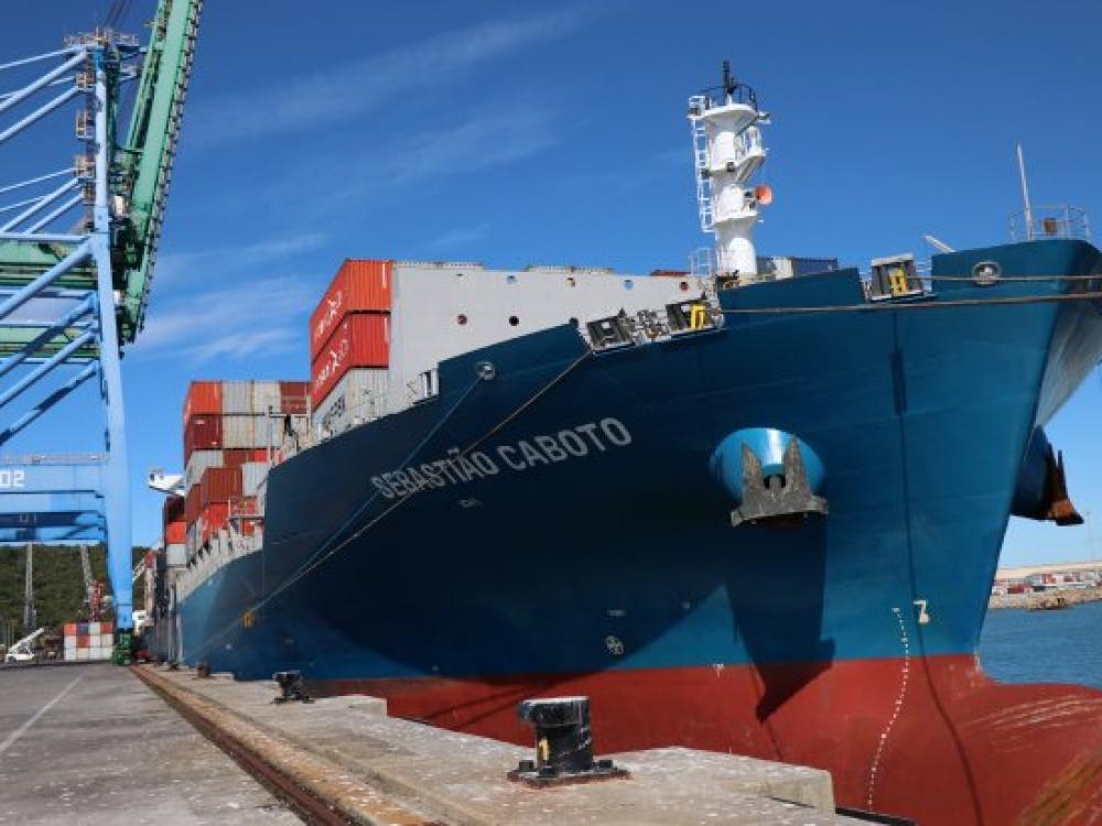 Porto de Imbituba alcança recordes históricos de movimentação de cargas em 2020
