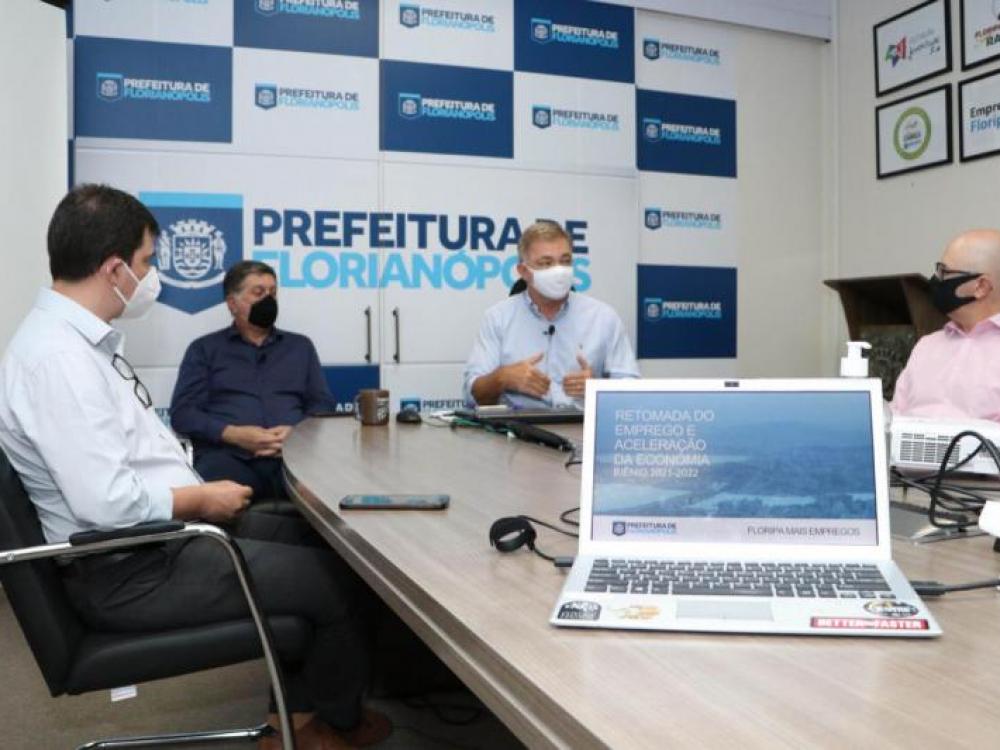 Prefeitura de Florianópolis lança Plano de Retomada Econômica