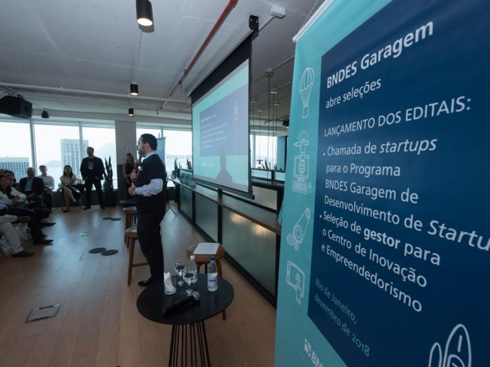 BNDES Garagem escolhe consórcio acelerador e chamará startups no segundo trimestre
