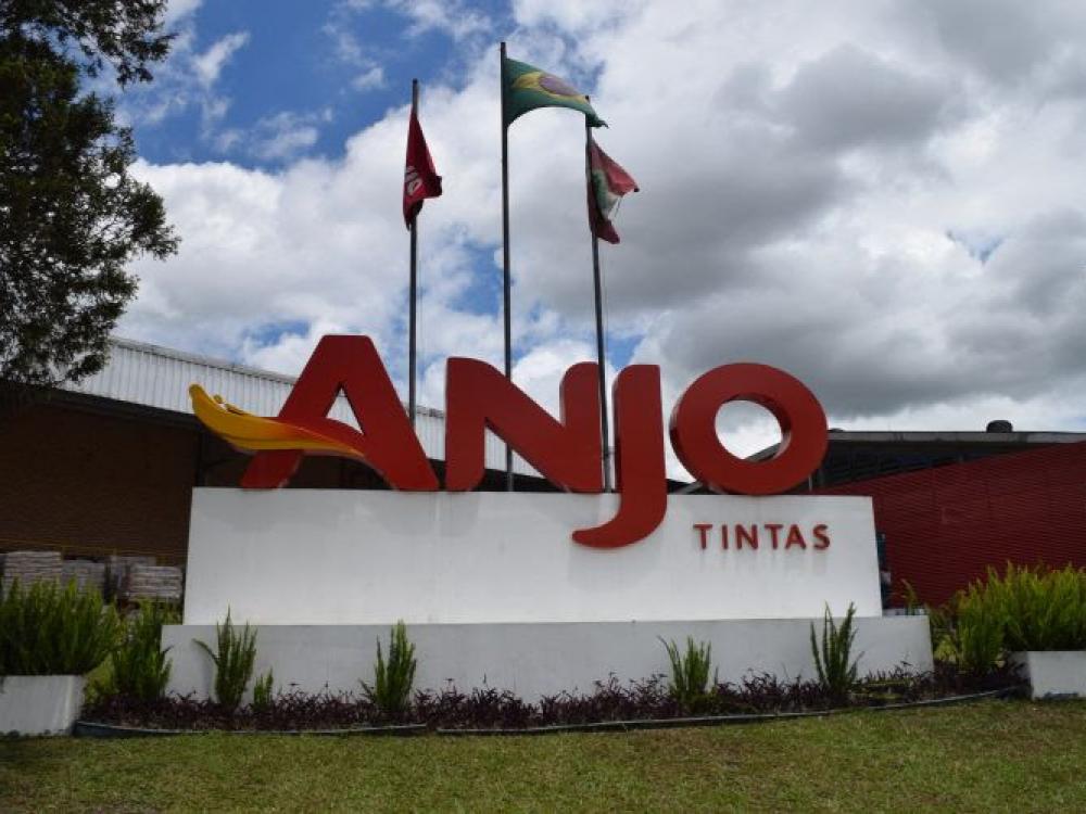 Anjo Tintas investe R$ 50 milhões em obras de expansão em Santa Catarina