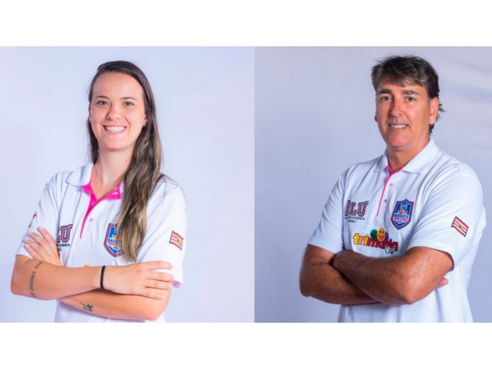 Técnicos do Basquete Feminino de Blumenau vão disputar Copa América pela Seleção Brasileira Sub-18