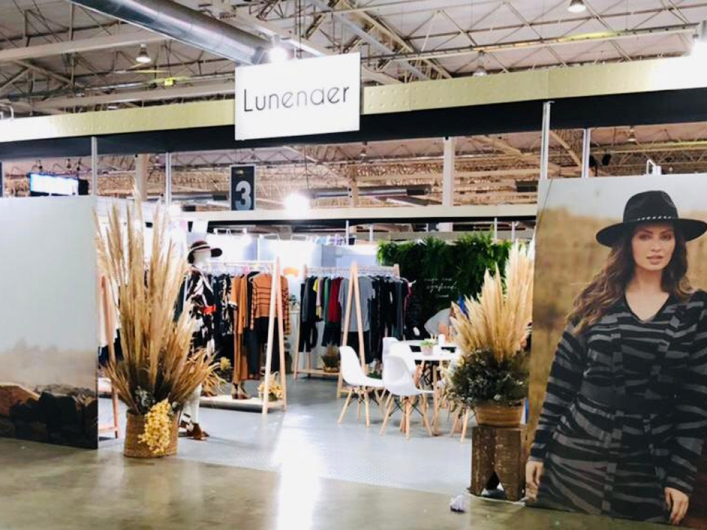 Catarinense Lunelli participa da maior feira de moda e negócios da América Latina