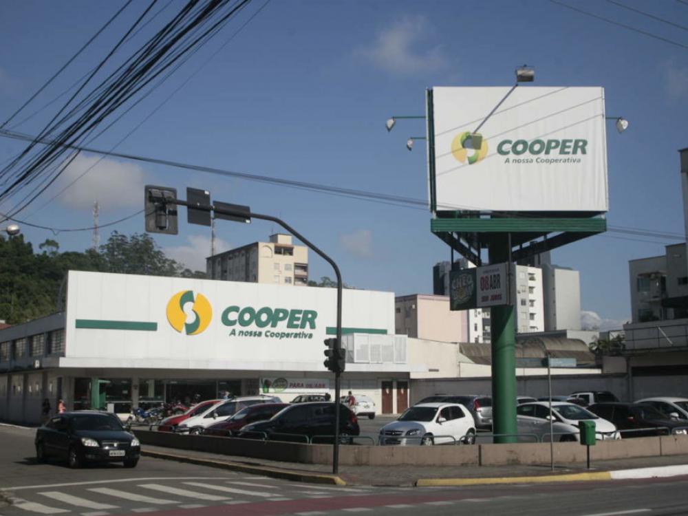 Cooper doou 94 toneladas de alimentos e mais R$ 395 mil em 2020