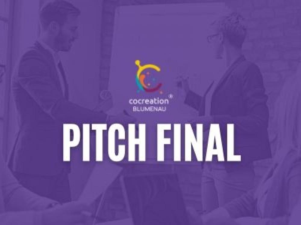 Cocreation Lab de Blumenau encerra segunda turma e premia melhores pitchs