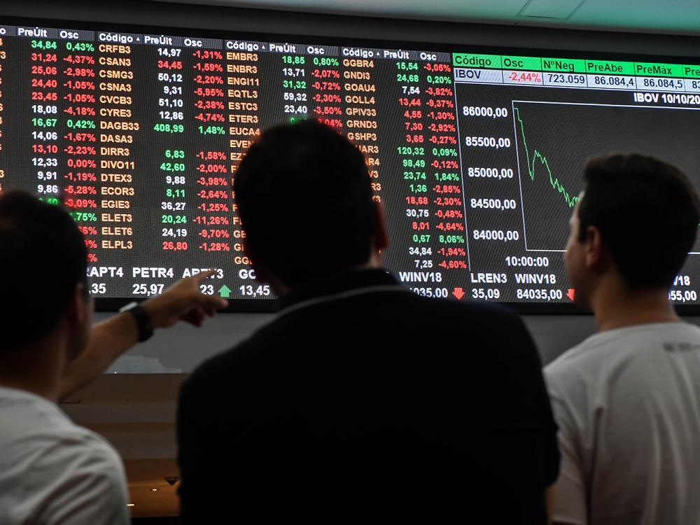 SC tem 161 mil contas de investidores na Bolsa, que movimentam R$ 17 bilhões