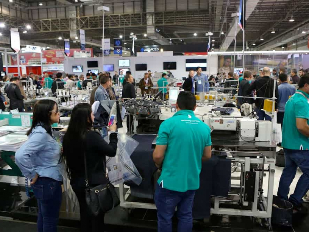 Novas empresas expositoras confirmam participação na Febratex 2021