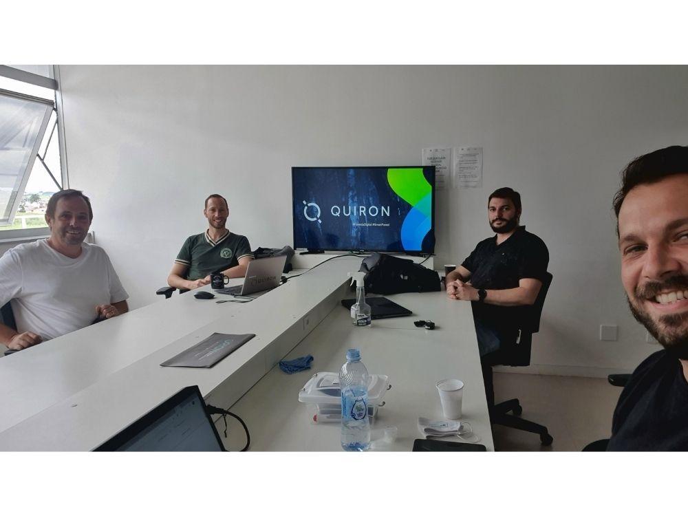 Startup Quiron recebe aporte de 750 mil reais de investimento anjo
