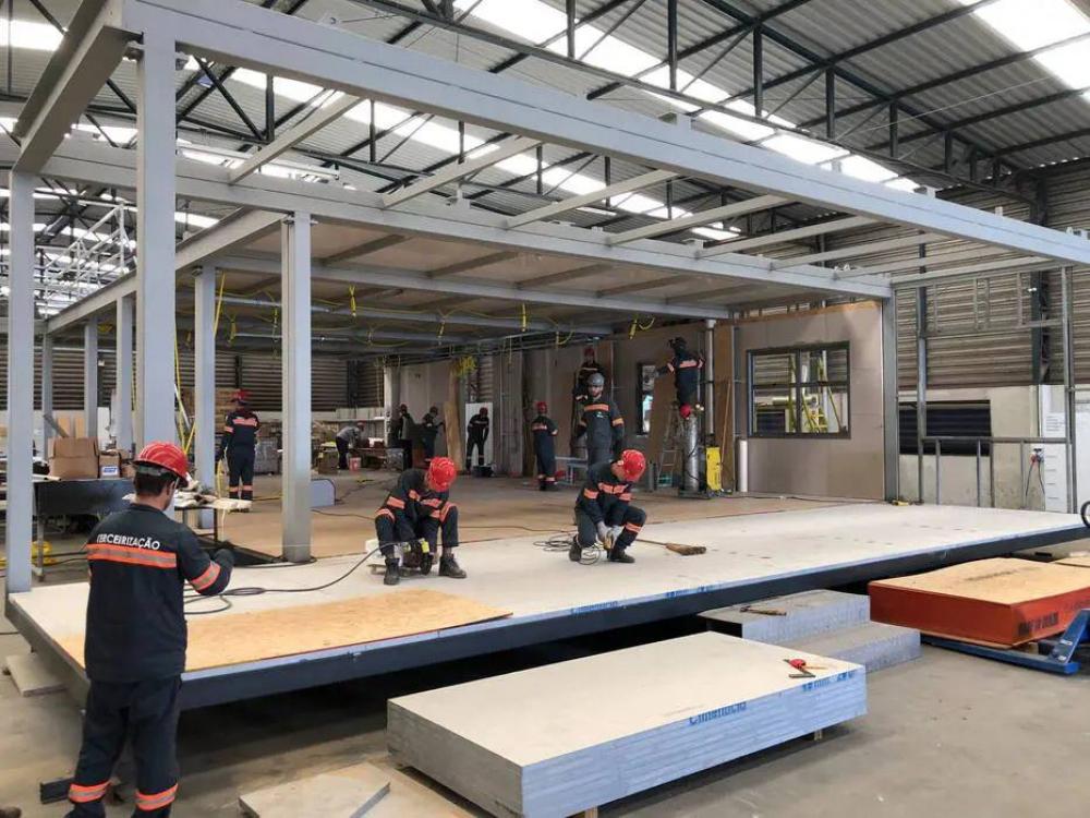 Brasil ao Cubo expande atuação com método de construção off-site