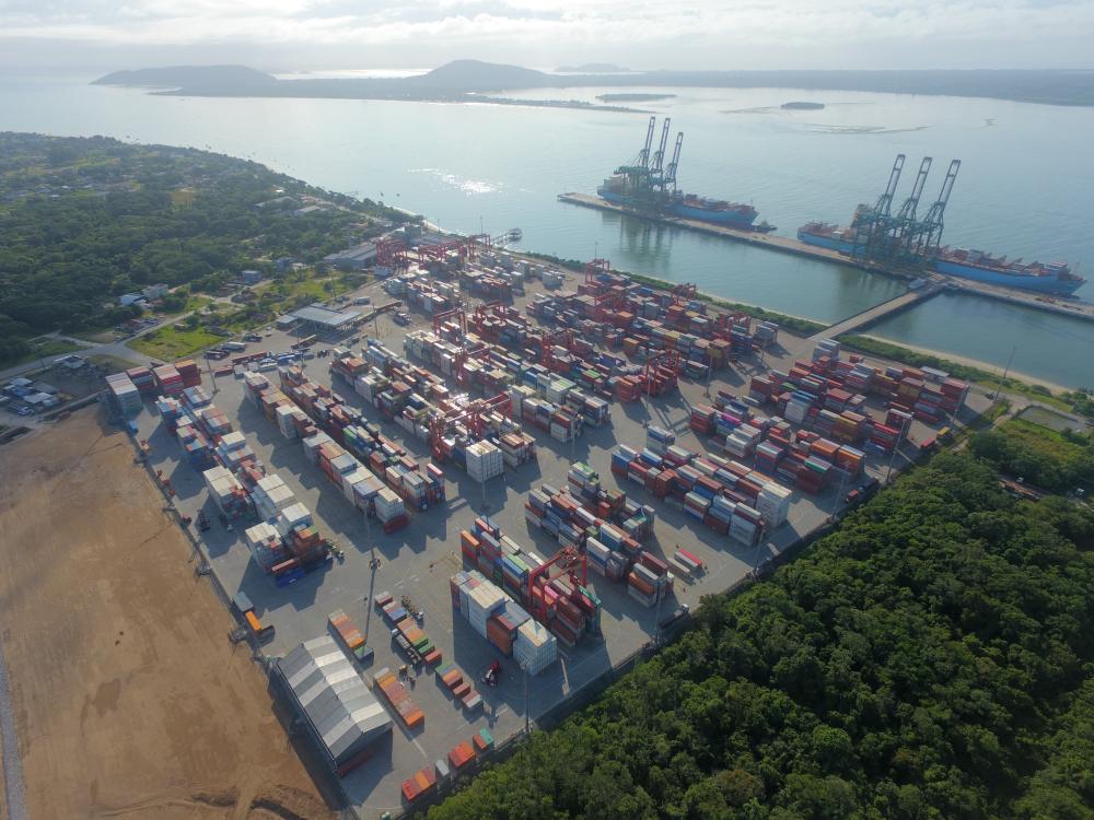 Porto Itapoá desenvolve solução de IOT com tecnologia 100% própria e patenteada