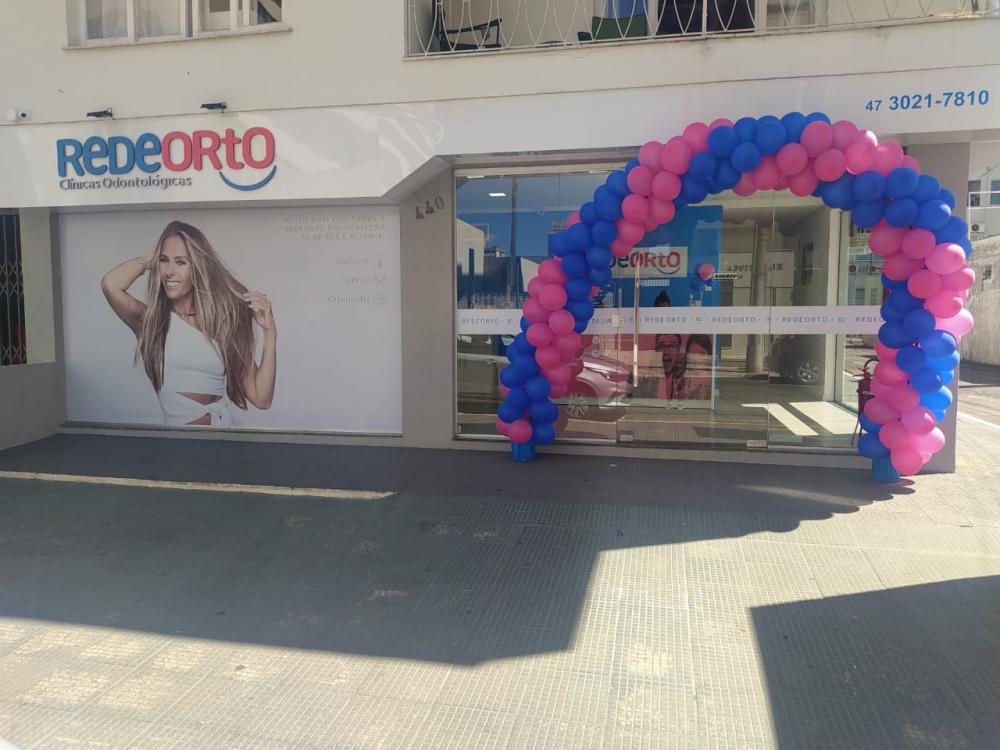 REDEORTO clínicas odontológicas inaugura primeira unidade em Itajaí