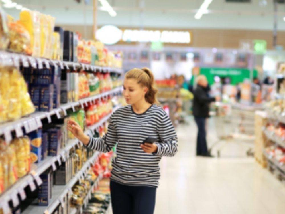 Supermercados puxaram desempenho positivo do comércio de SC em 2020