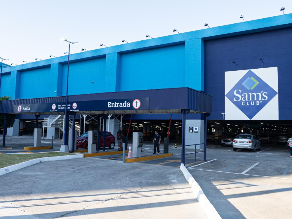 Sam's Club abre suas portas em Blumenau e surpreende trazendo um novo conceito de compras