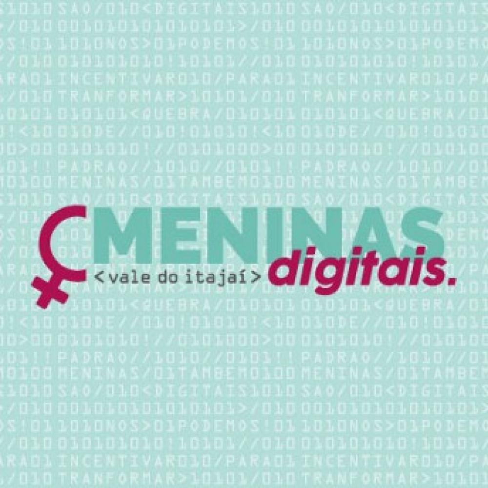 Inscrições abertas para nova edição da oficina Meninas Digitais Vale do Itajaí