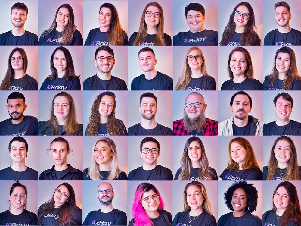 Agência de marketing digital A7B, de Blumenau, completa 10 anos crescendo 70%
